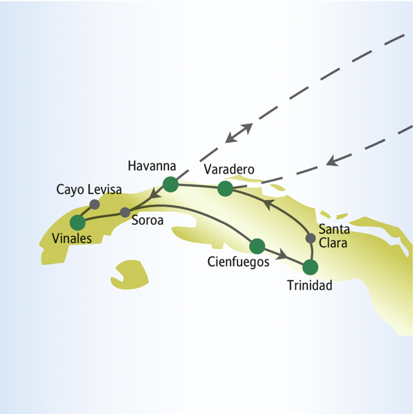 Kuba Rundreisen für Alleinreisende 2019/2020