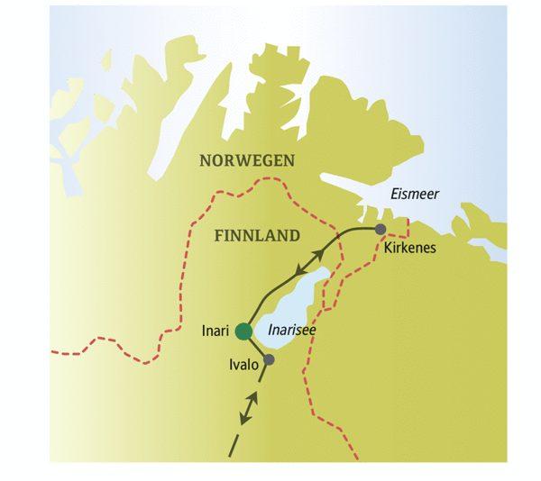 Lappland Rundreisen für Alleinreisende 2019/2020