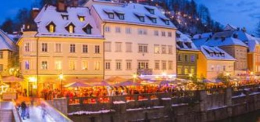 Ljubljana – Silvester 2019