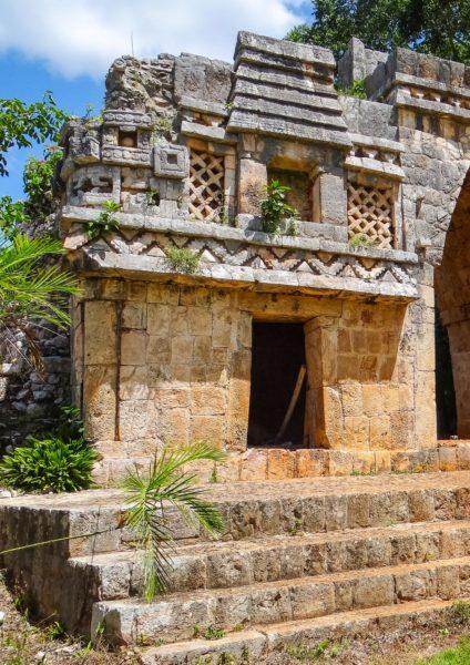 Ruinen der Maya
