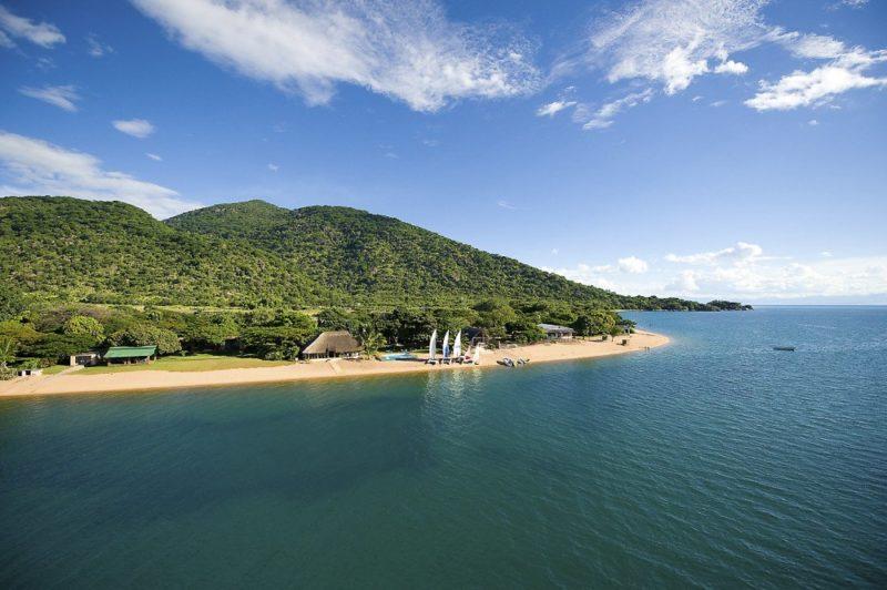 Danforth Lodge; Malawi-See