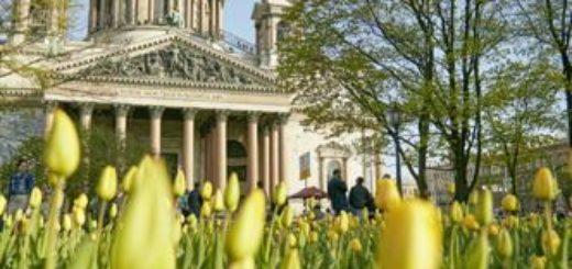 Moskau – St. Petersburg deutschsprachig gefuehrte Studienreisen 2019
