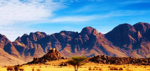 Rundreise Höhepunkte Namibias - Hotel- und Lodgetour 2019