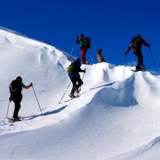 Schneeschuhwandern in Jotunheimen - Hindsæter