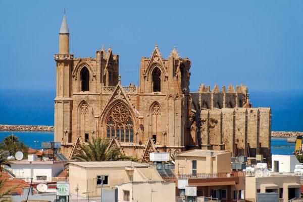 Ehemalige St. Nikolas Kathedrale
