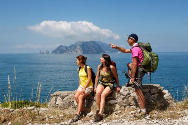 Wanderung am Golf - Andreas Stirnberg