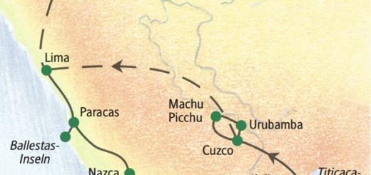In 13 Tagen Peru kompakt erleben