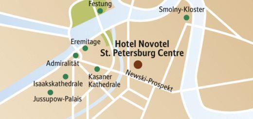Fünf Tage an Silvester nach St. Petersburg gemeinsam mit weltoffenen Singles und Alleinreisenden