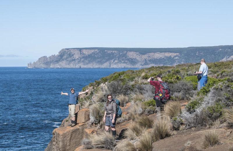 Küstenwanderung in Tasmanien - Archiv Nature Trailz