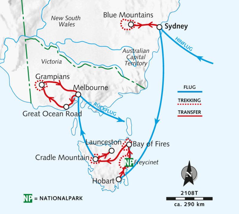 Typisch-Down-Under-Canyons-Küsten-Tasmanische-Traumtrails-3