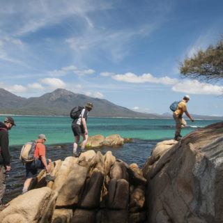 Freycinet-Halbinsel - Archiv Nature Trailz
