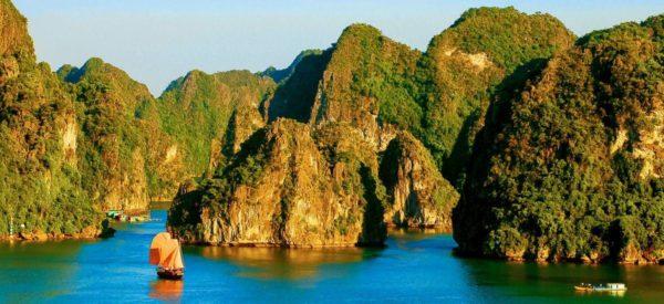 Kleingruppenreise Asien Vietnam 2019 / 2020