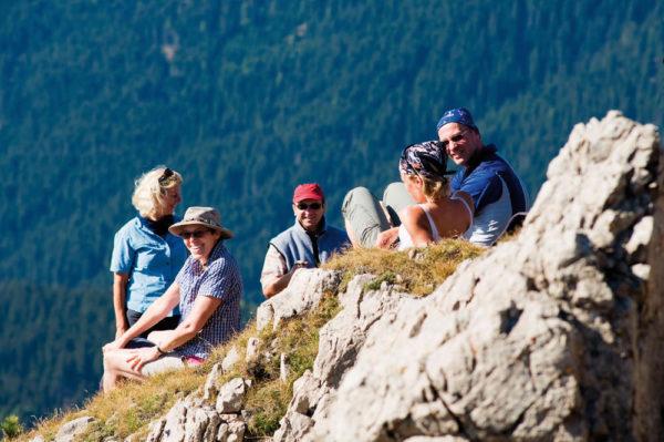 Gipfel Castellazzo - Stefan Bunkofer
