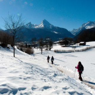 Winterwandern im Berchtesgadener Land - Andreas Happe