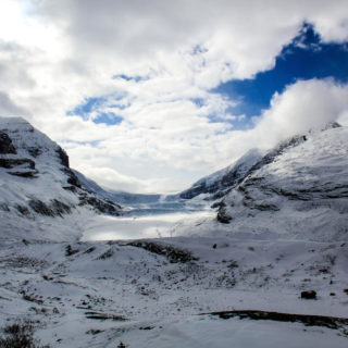 Gletscherwelt am Icefields Parkway - Luisa Brakelmann