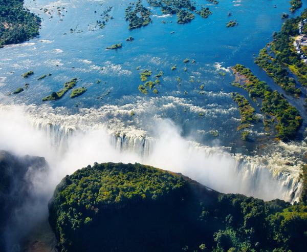 Rundreise Südafrika, Simbabwe & Botswana - Tierparadies mit tosenden Wasserfällen (feste Unterkünfte) 2019