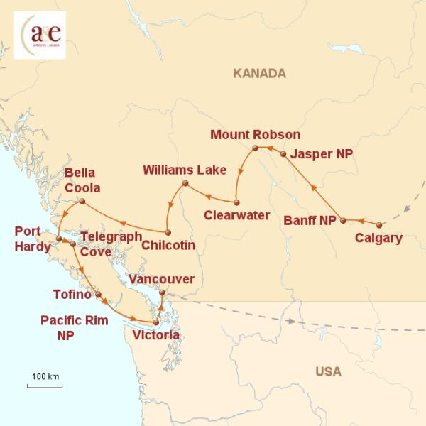 Kanada Gruppenreise 10 | Rundreisen & Erlebnisreisen 2020 ...