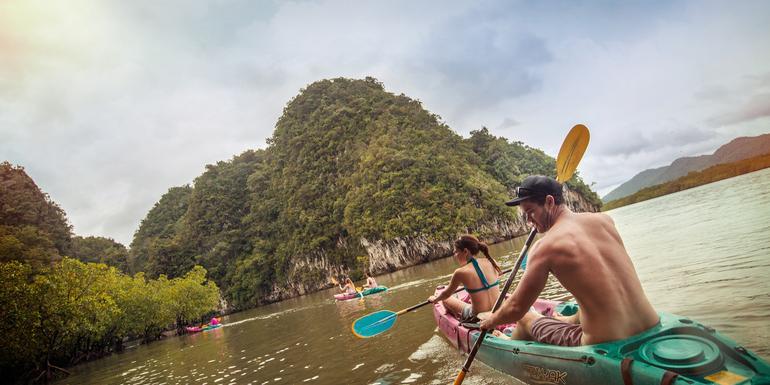 Thailand Hike