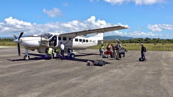 Flugzeug Charter nach Maroantsetra