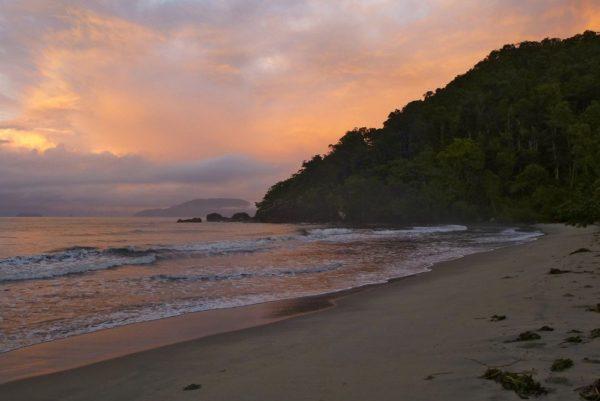 Am Strand von Masoala