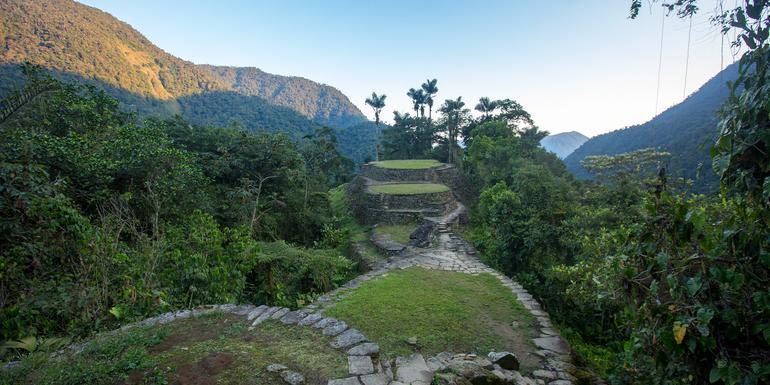 Colombia Multisport & Lost City Trek
