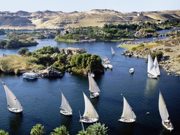 Ägypten Erlebnisreisen 2016 / 2017