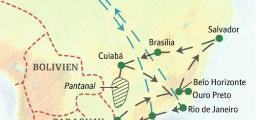 Brasilien umfassend – Natur