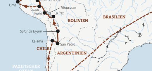 Die Highlights von Chile
