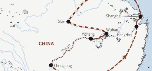 Zweieinhalb Wochen Rundreise durchs klassische China inklusive Yangzi-Flusskreuzfahrt