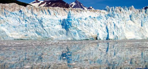 Gletscherwelt bei Valdez - Reinhard Pantke - © Reinhard Pantke