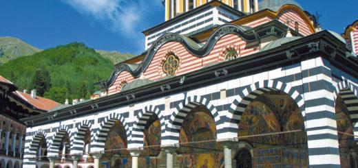 Rila Kloster - Kiril P.