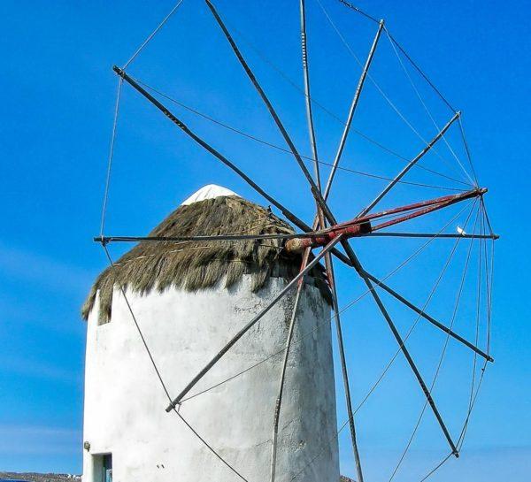 Windmühle Mykonos