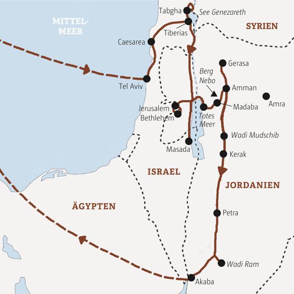 Die Highlights Ihrer Reise: Tel Aviv