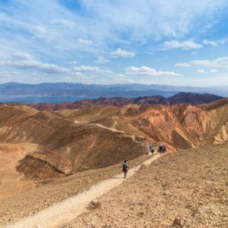 Trekking vom Mt. Yoram bis Eilat - Miguel Acenero Angel