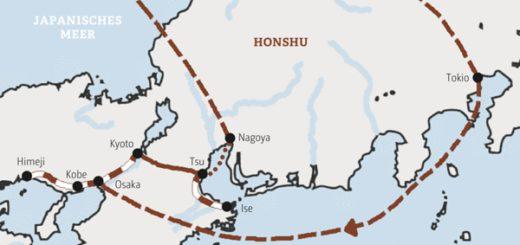Die Highlights von Japan in zehn Tagen