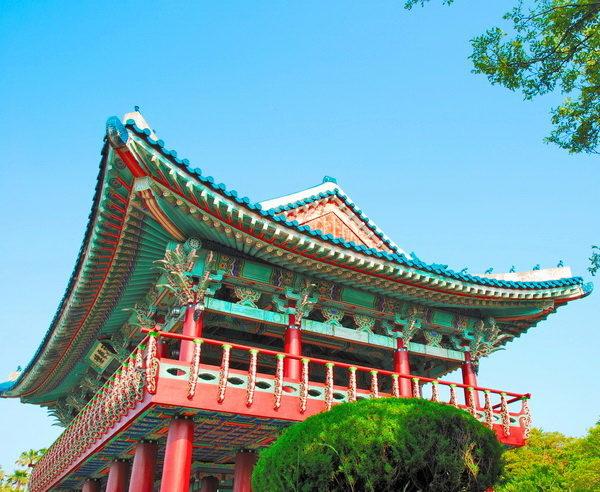 Koreanischer Tempel
