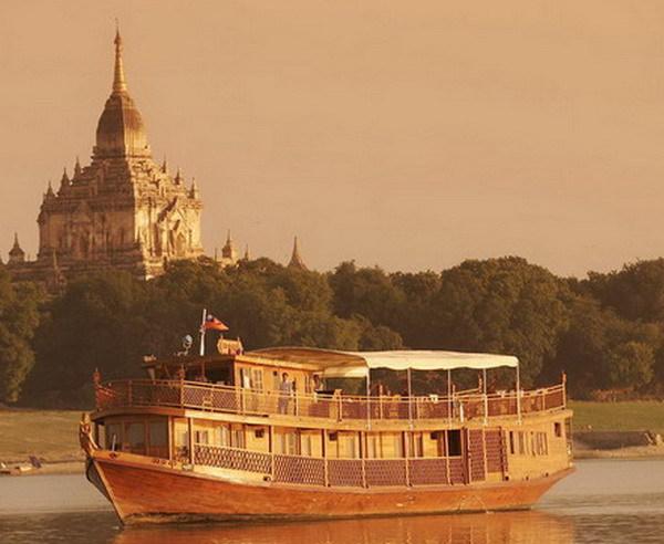 Rundreise Myanmar - Irrawaddy-Flussfahrt auf der Amara (Bhamo - Mandalay) 2019