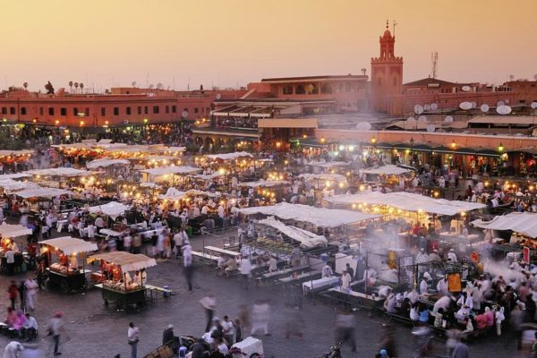 Marokko gefuehrte Rundreisen 2019