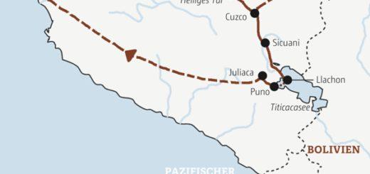 Zweiwöchige Rundreise zu den Höhepunkten von Peru