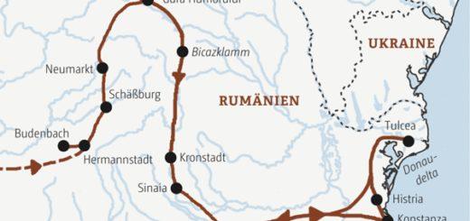 Rumänien-Rundreise zu den Höhepunkten des Landes