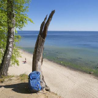 Wanderung Ostsee - Darek Wylezol
