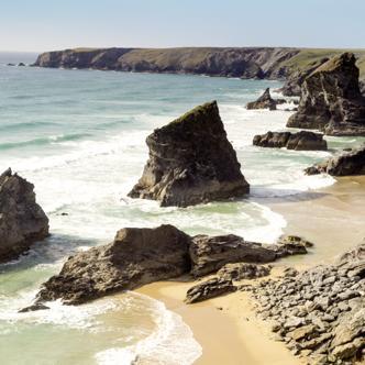 Südengland Überwältigende Naturerlebnisse auf dem Küstenpfad
