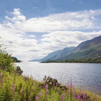Schottland Zwei Nächte in Edinburgh und drei Nächte in den Highlands