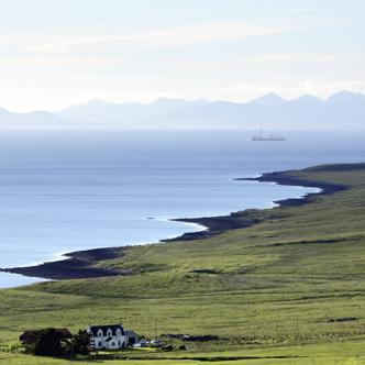 Schottland Die Äußeren Hebriden abseits der üblichen Routen erleben