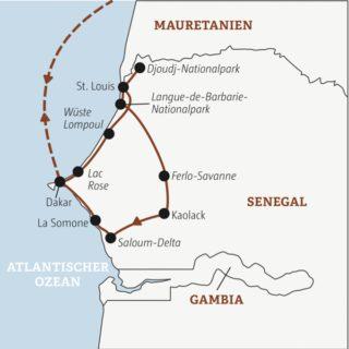 Afrika pur – Rundreise durch den Senegal Young Traveller