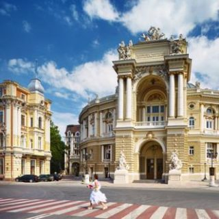Ukraine deutschsprachig gefuehrte Studienreisen 2019 /2020  | Tinta Tours Erlebnisreisen