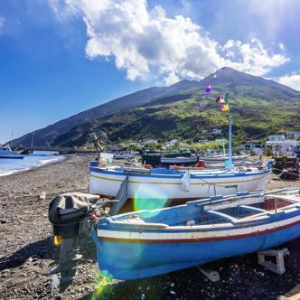 Äolische Inseln deutschsprachig gefuehrte Studienreisen 2019 /2020  | Tinta Tours Erlebnisreisen
