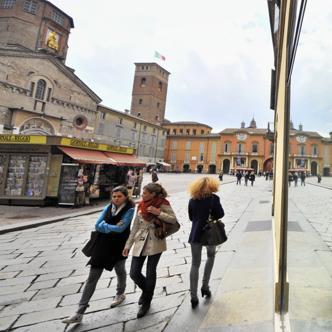 Bologna – Ravenna – Urbino deutschsprachig gefuehrte Gruppenreise 2019