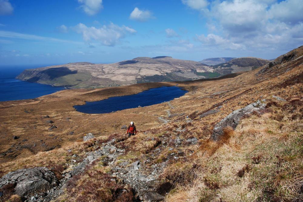 Wanderung auf Skye - Gerd Thiel