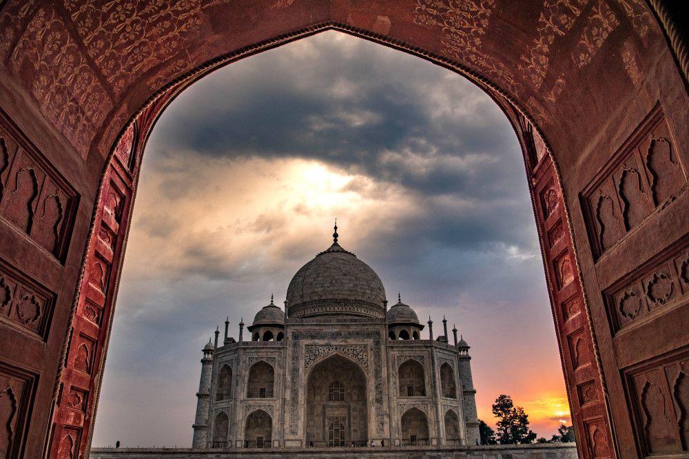 Taj Mahal in Agra Reise Taj Mahal in Agra 2020